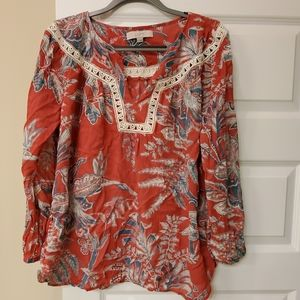 LOFT Spring/Summer Blouse